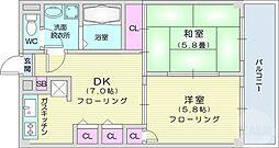 薬師堂駅 5.9万円