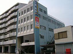 電交社ビル[406号室]の外観