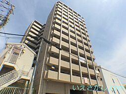 レジュールアッシュ神戸元町[8階]の外観