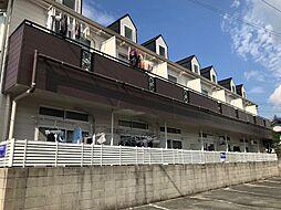 モーリックス横田[1階]の外観