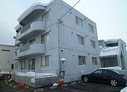 北海道札幌市東区北二十条東20丁目の賃貸マンションの外観