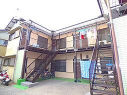 第二寿荘[2階]の外観