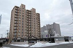 北海道札幌市東区北四十六条東16丁目の賃貸マンションの外観