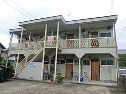 中井荘[1階]の外観