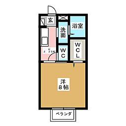 新富士駅 3.4万円