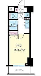 東京都杉並区高井戸東2丁目の賃貸マンションの間取り