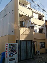 マンションササノ[3階]の外観