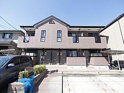 [テラスハウス] 愛知県名古屋市中村区横井1丁目 の賃貸【/】の外観