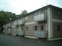 リバーサイドシャトーA[1階]の外観