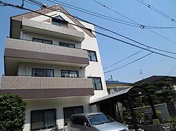 ツインズマンション[2階]の外観