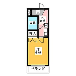 国府宮駅 3.6万円