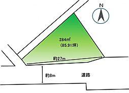 新居町区画図