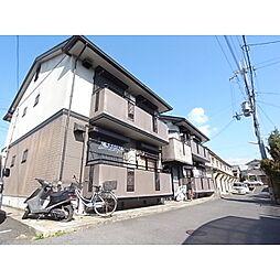 奈良県香芝市下田西2丁目の賃貸アパートの外観