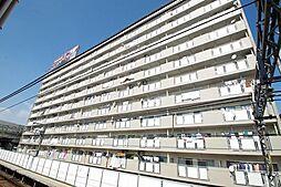 三洋キャッスルハイツ bt[-714号室]の外観