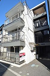 エストタウンwarabi[3階]の外観