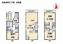 東京都足立区中央本町2丁目1-15