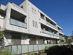 神奈川県川崎市麻生区片平6丁目の賃貸マンションの外観