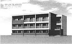 大阪府岸和田市加守町1丁目の賃貸マンションの外観