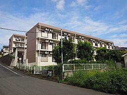 日野旭ヶ丘ハイデンスA棟[3階]の外観