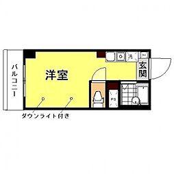 ベルハイム東戸塚[1階]の間取り