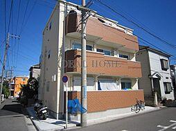 レジェンド川崎[3階]の外観