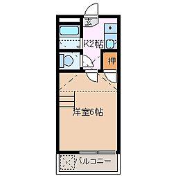 津新町駅 2.6万円