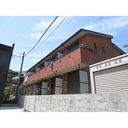 稲村ガ崎ステュディオK[1-D号室]の外観