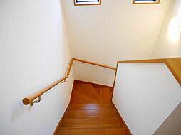 階段はクリーニ...