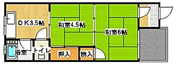 ISE伊勢住宅鳳西 6803[303号室]の間取り