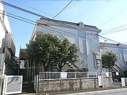東京都杉並区井草4丁目の賃貸アパートの外観