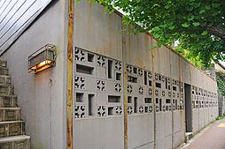 サングラータ南平台[101号室]の外観
