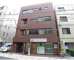 東京都渋谷区元代々木町の賃貸マンションの外観