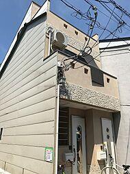 ハイツサフラン[1階]の外観