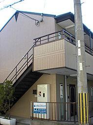 メゾンプリマベーラ[203号室]の外観