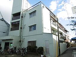 シャトー八戸ノ里 202号室[2階]の外観