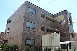 愛知県あま市森3丁目の賃貸マンションの外観