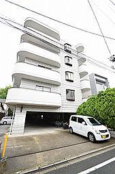 京都府京都市上京区愛染寺町の賃貸マンションの外観