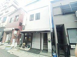 兵庫県神戸市灘区深田町2丁目の賃貸アパートの外観