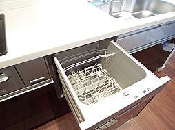 キッチンの食洗...