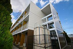 東京都国分寺市北町3丁目の賃貸マンションの外観
