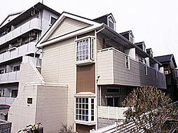 兵庫県尼崎市稲葉荘2丁目の賃貸アパートの外観