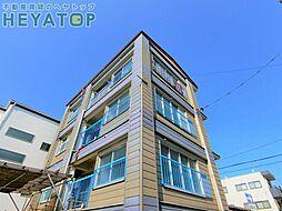 愛知県名古屋市瑞穂区白龍町2丁目の賃貸マンションの外観