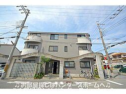 大阪府枚方市伊加賀寿町の賃貸マンションの外観