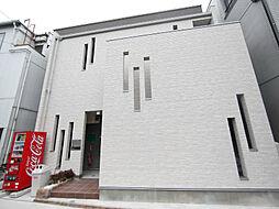 愛知県名古屋市中村区中島町2丁目の賃貸アパートの外観