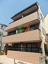 東京都文京区小日向3丁目の賃貸マンションの外観