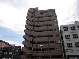 ドーム1番館[6階]の外観