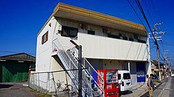 窪田ハイツ[2階]の外観