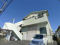 アイカワコーポ[2階]の外観