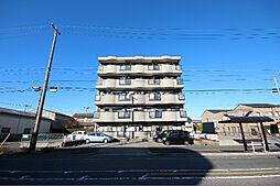 愛知県名古屋市中川区大当郎1丁目の賃貸マンションの外観