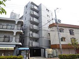 新居マンション[4階]の外観